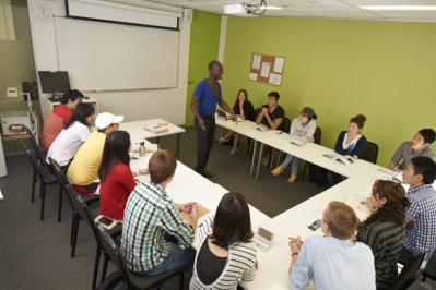 English for Academic Purposes (EAP 4) (Day Courses)